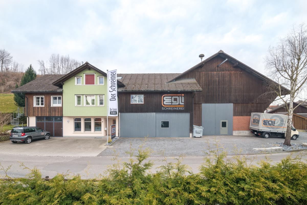 Liegenschaft Schreinerei Egli AG, Niederstetten