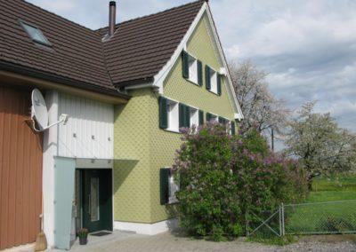Umbau Bauernhaus Oberuzwil