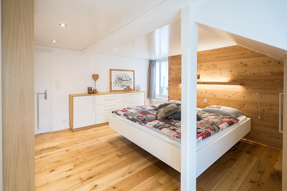 Schlafzimmer Umbau Oberuzwil