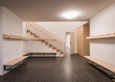 Kindergarten Oberuzwil, Schreinerei Egli AG, Niederstetten