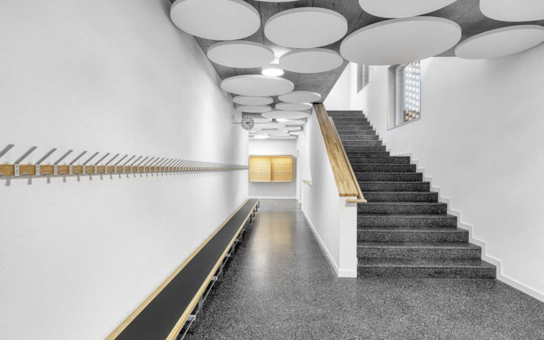 Anbau Primarschule Oberuzwil Haus 4