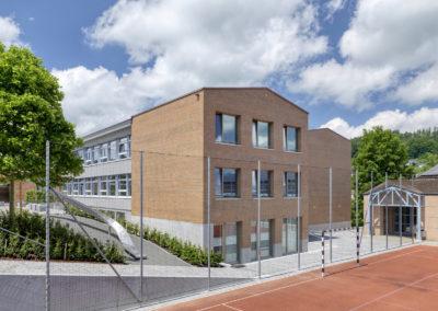 Primarschule Oberuzwil, Schreinerei Egli AG, Niederstetten