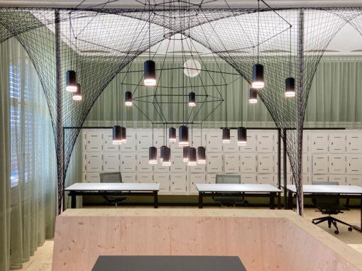 Büroausbau Zürich